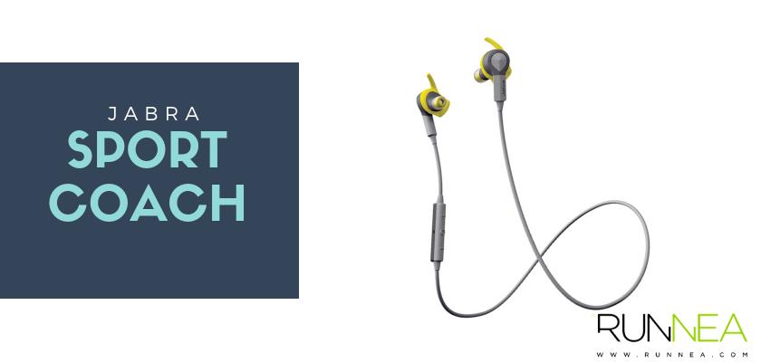 Los mejores auriculares inalámbricos para hacer deporte 2019, Jabra Sport Coach