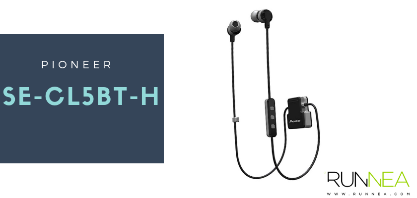Los mejores auriculares inalámbricos para hacer deporte 2019, Pioneer SE-CL5BT-H