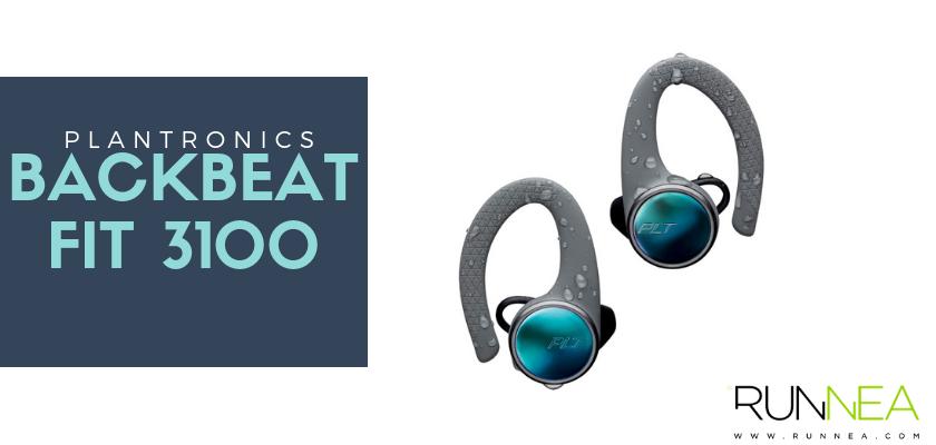 Los mejores auriculares inalámbricos para hacer deporte 2019, Plantronics BackBeat Fit 3100