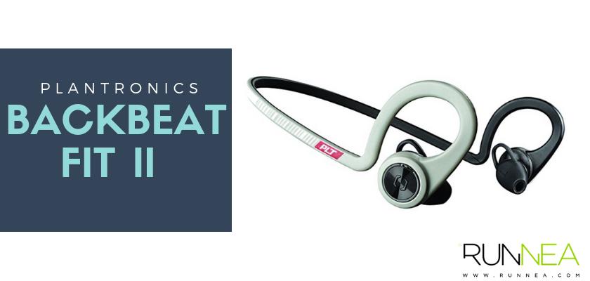 Los mejores auriculares inalámbricos para hacer deporte 2019, Plantronics BackBeat Fit II
