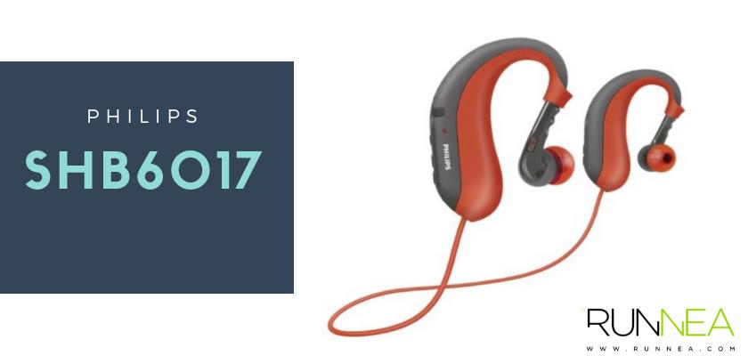 Los mejores auriculares inalámbricos para hacer deporte 2019, Philips SHB6017