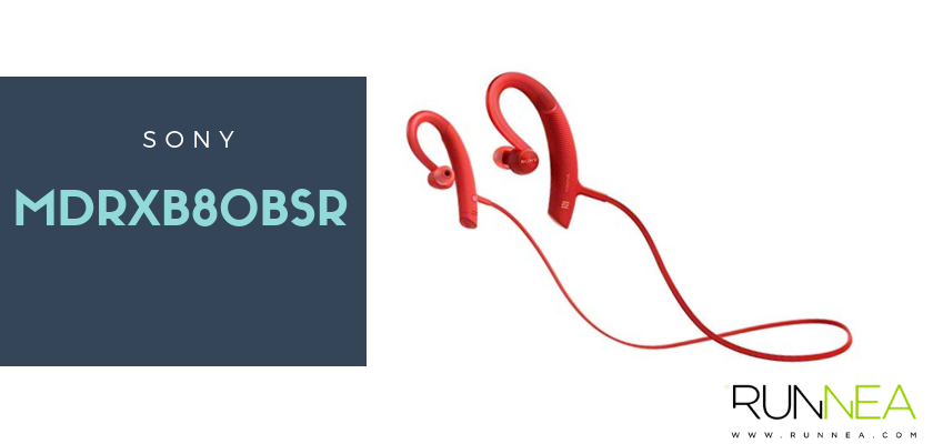 Los mejores auriculares inalámbricos para hacer deporte 2019, Sony MDRXB80BSR