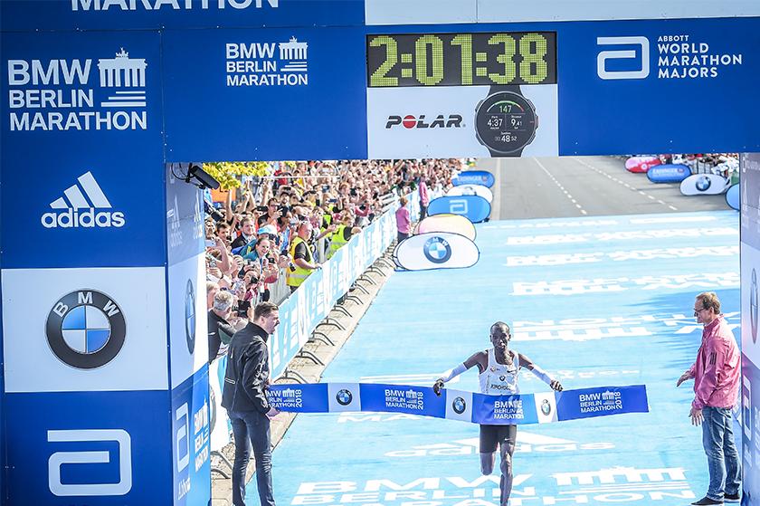 Así fue BMW Marathon Berlin 2018, resultados - foto 2