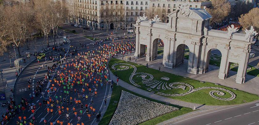 Medio Maratón Madrid 2019, reto mayúsculo a superar con Runnea Academy - foto 1