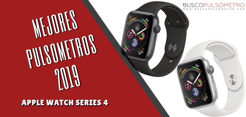Mejores Pulsometros 2019 - Apple Watch Series 4