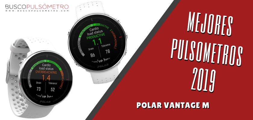 Mejores Pulsometros 2019 - Polar Vantage M