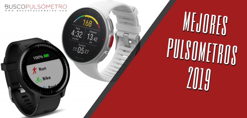 59d0463f9b48 Los mejores pulsómetros GPS 2019