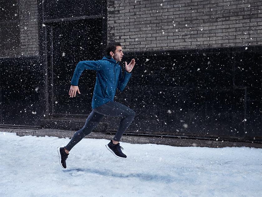 Zapatillas de running para correr invierno, consejos básicos para correr con lluvia - foto 2