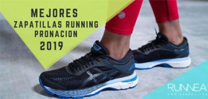 Las mejores zapatillas running de pronación 2019