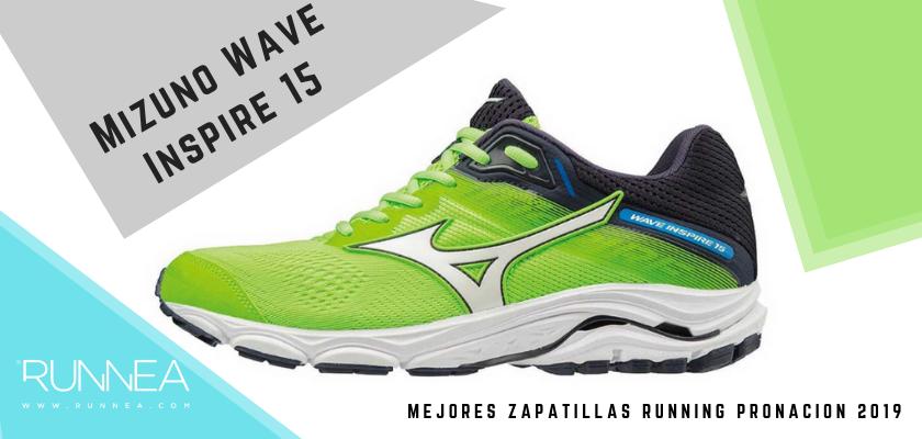 zapatillas running pronador hombre mizuno x100