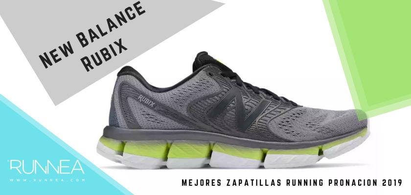 Las mejores zapatillas de pronación 2019, New Balance Rubix