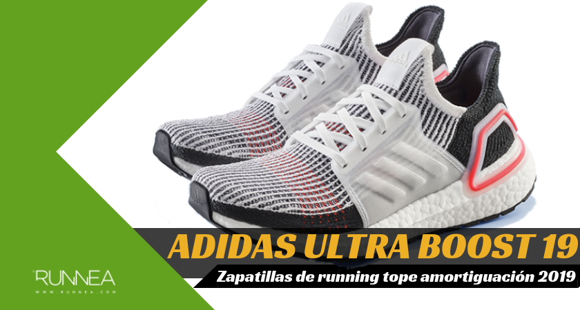 Mejores zapatillas de running tope de amortiguación 2019 para corredores neutros - Adidas Ultra Boost 19
