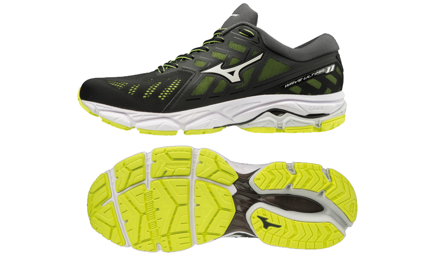 mizuno wave ultima 11 test duracion 40