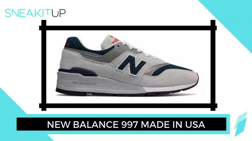 39d41c6906 Las tres versiones destacadas en las New Balance 997