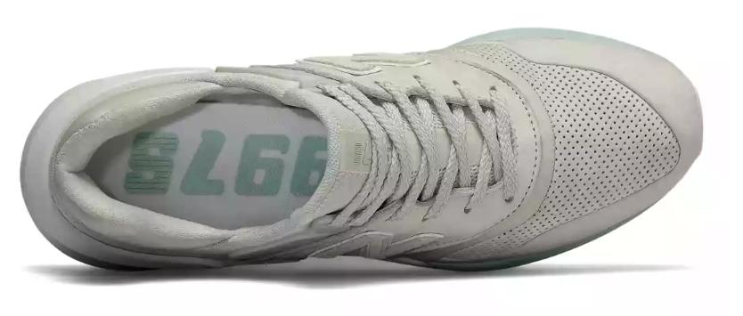 New Balance 997 Sport upper