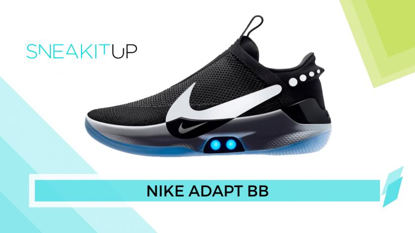 Nike Adapt BB Fecha de lanzamiento 2019