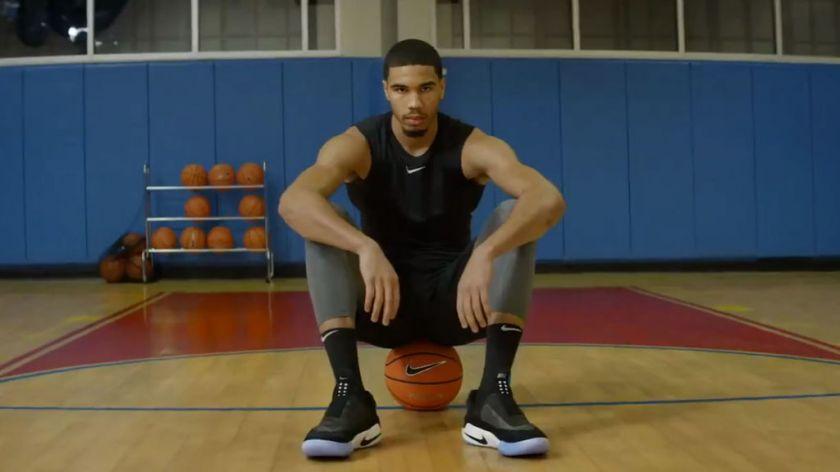Jayson Tatum Nike Adapt BB