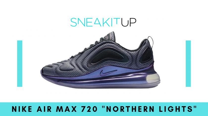 Nike Air Max 720 Northern Lights