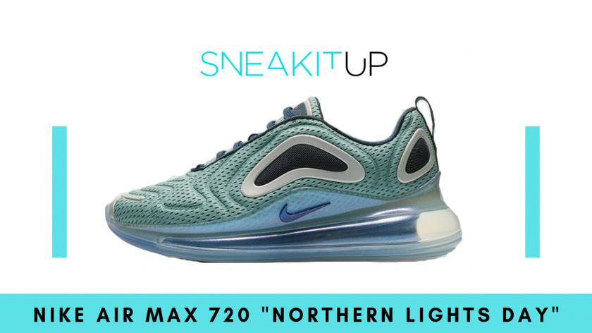 Nike Air Max 720 Northern Lights Day