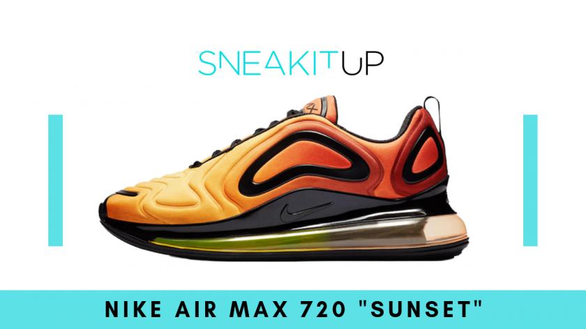 Nike Air Max 720: Características | Sneakitup
