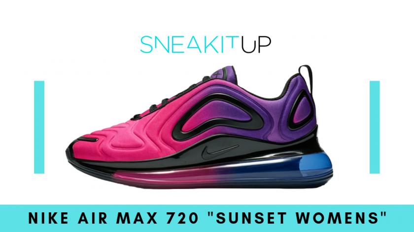 Nike Air Max 720 Sunset Womens