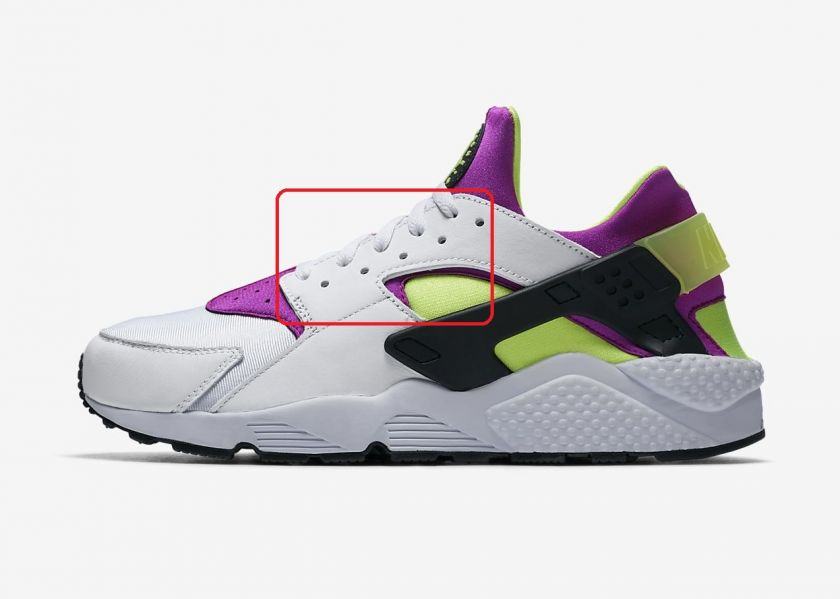 cómo llegar ajuste clásico más tarde Cómo saber si tus Nike Huarache son originales o falsas