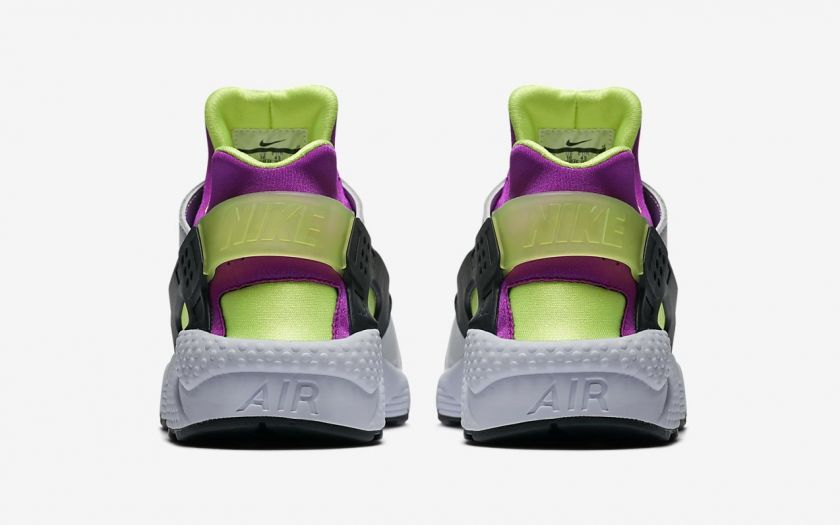 Nike Air Huarache talón