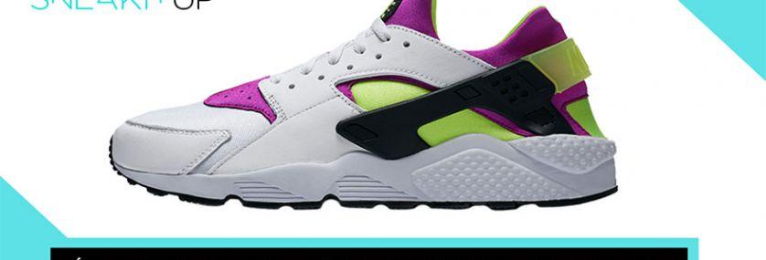 Cómo saber si tus Nike Huarache son originales o falsas