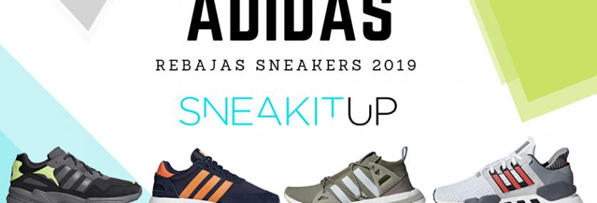 Opaco Universidad Entretener  Rebajas Sneakers Adidas 2019: 10 zapatillas con precios increíbles
