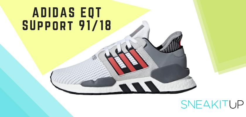 Rebajas Adidas 2019:  Adidas EQT Support 91/18