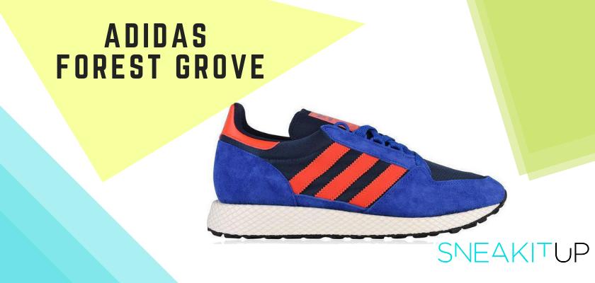 Rebajas Adidas 2019: Adidas Forest Grove