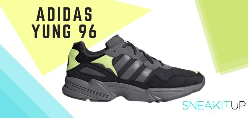 Rebajas Adidas 2019: Adidas Yung 96