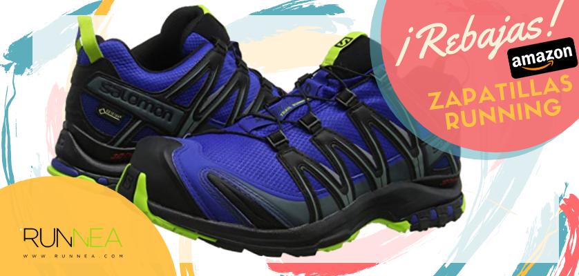 Zapatillas de running Salomon en Amazon - foto 5