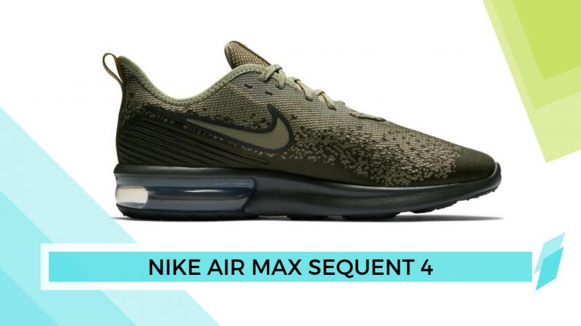 Rebajas Nike 2019: Nike Air Max Sequent 4