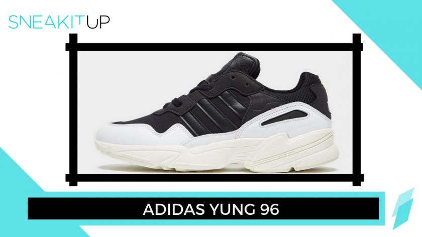 Rebajas zapatillas sneakers: Adidas Yung 96