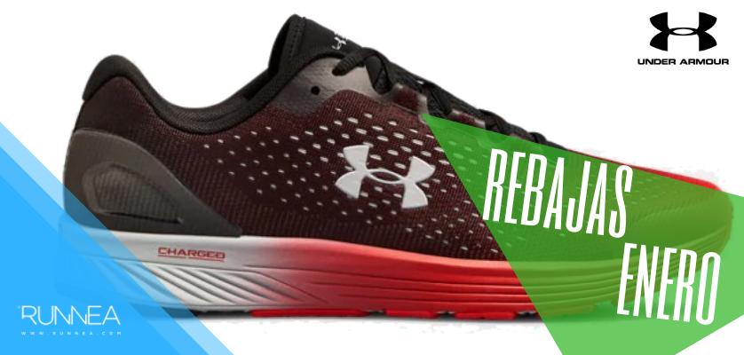 Rebajas zapatillas de running 2019 en las tiendas online - Under Armour