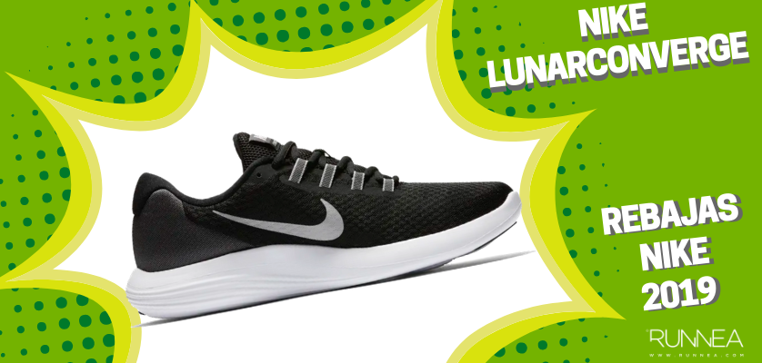 Rebajas en zapatillas de running Nike 2019, mejores ofertas - Nike LunarConverge
