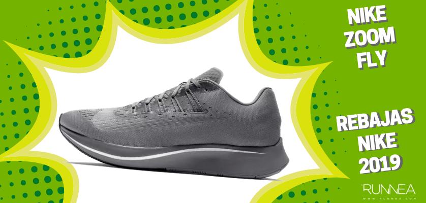 Rebajas en zapatillas de running Nike 2019, mejores ofertas - Nike Zoom Fly