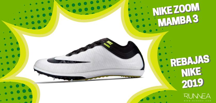 Rebajas Zapatillas Running Nike 2019 - Nike Zoom Mamba 3