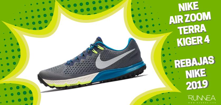 Rebajas en zapatillas de running Nike 2019 - Nike Air Zoom Terra Kiger (trail)