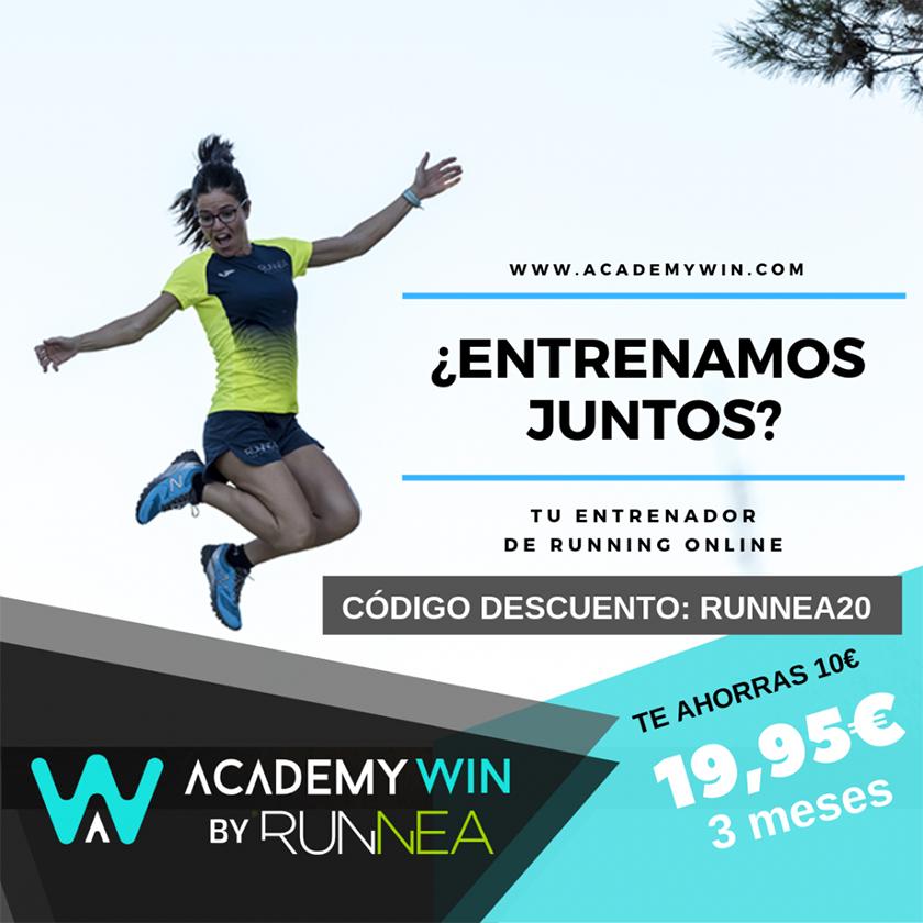 ¡3 meses de entrenamiento personalizado por 19,95€ en Runnea Academy! - foto 1