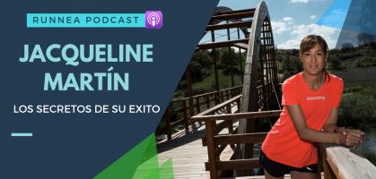 Jacqueline Martín, sus secretos para permanecer hasta los 45 años en la elite del atletismo