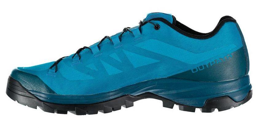 Salomon Outpath: Características - Zapatillas trekking | Runnea