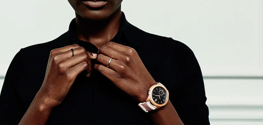 Samsung Galaxy Watch, elegancia