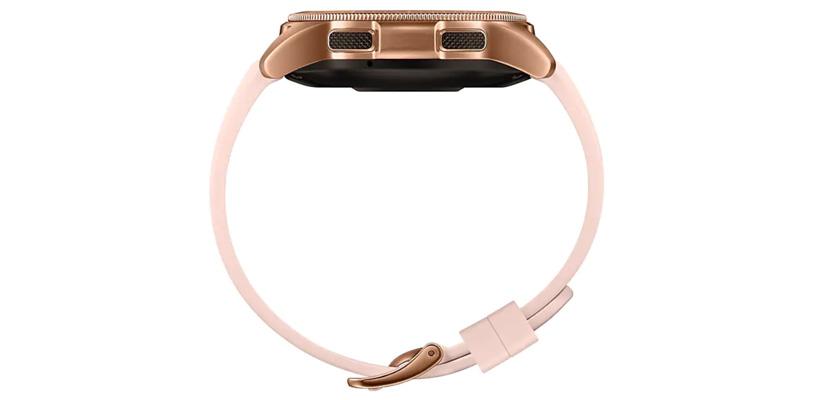 Samsung Galaxy Watch, perfil