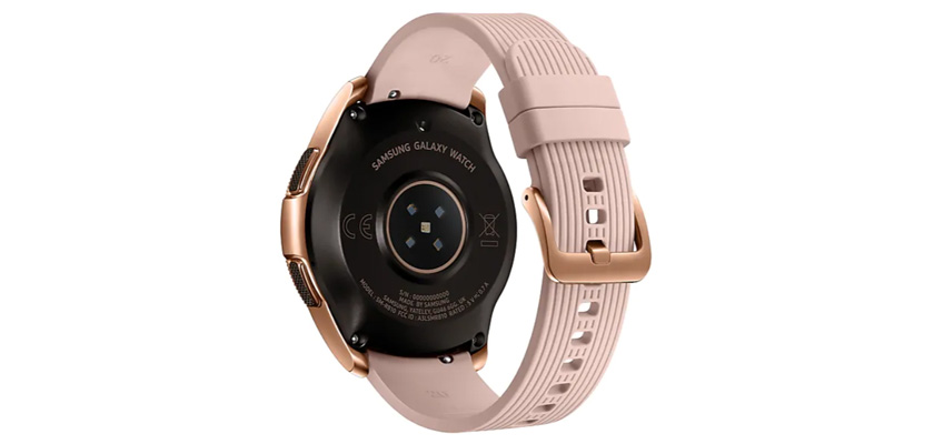 Samsung Galaxy Watch, sensor
