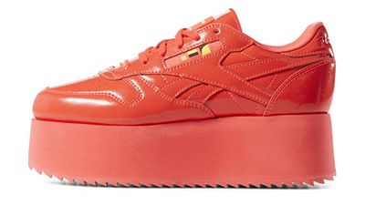Reebok Classic Leather Triple Platform
