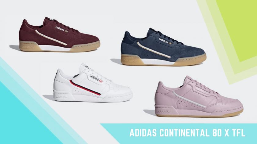 Grabar Limpiar el piso herramienta  Las Adidas Continental 80 son las zapatillas ideales para combinar con  vaqueros