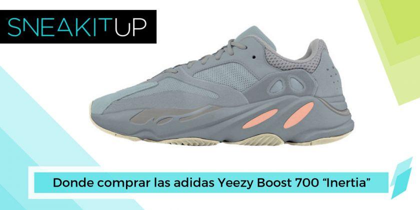 Dónde comprar las Adidas Yeezy Boost 700