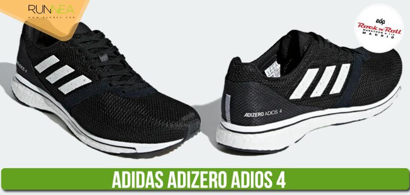 Adidas Ultra Boost 19 o Adidas Adizero Adios ¿Qué zapatilla de running elegirás para correr el Maratón de Madrid 2019?: adizero adios 4 - foto 4